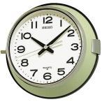 送料無料SEIKO セイコー 船舶 掛け時計 KS474M バス時計 防塵タイプ