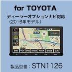 ビートソニック ステアリングタイプ テレビ/ナビコントローラー STN1126 for TOYOTA/トヨタ NSZN-Z66T