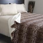 インテリア ベッド キッズ 1 Piece Kids Dark Brown Mink Theme Blanket Twin, Beautiful Exotic African Safari, Zoo Animal Pattern Sofa Throw Blanket,