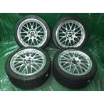 FORGED BBS RS787/788 18インチ(4本)【中古】