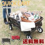 送料無料 キャリー ワゴン カート キャリーカート 折りたたみ 大容量 アウトドア 折りたたみ式 台車 運動会 キャンプ