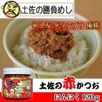 池澤本店 土佐の赤かつお にんにく 120g