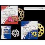 謝恩セール XAM フロント スプロケット カワサキ Dトラッカー 125 420 convert 09-年式 フロント C2402 取寄品 セール