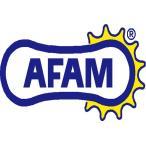 バイク 駆動系 AFAM アファム Fスプロケット 520-18 SR400 500 520CON D-TRACKER 01-09 28402-18 取寄品 セール