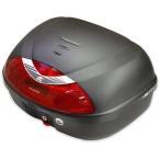 【在庫あり】【送料無料】KAPPA リアボックス トップケース 無塗装ブラック 42L【K42N】【モノロック】 カッパはGIVIと並ぶイタリアのトップメーカーです。