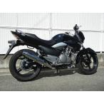 【WRS】【バイク用】【ダブルアールズ】スリップオンマフラー GSR250(JBK-GJ55D)2012年〜 ステンレス/ステンレス BF3210JM