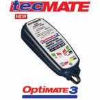 在庫あり/送料無料/TecMate/OptiMate3/オプティメート3/TM-447/バッテリー充電器/オプティメイト/テックメイト/テックメート