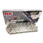 ◆◆ドライブチェーン RK ジャパン GPシリーズGP520R-XW [シルバー]  110L  カワサキ KDX250SR '91〜'03