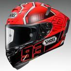 【SHOEI】X-14 マルケス4 フルフェイスヘルメット X14 MARQUEZ4 2016 【ショウエイ】【X-Fourteen】【エックス フォーティーン】