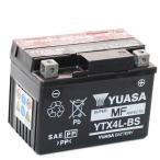 【台湾YUASA】バッテリー YTX4L-BS FTX4L-BS互換 液入充電済です。 タイワンユアサ 台湾ユアサ
