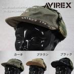 AVIREX アヴィレックス アビレックス キャップ 帽子 メンズ ヴィンテージ ボンバー カモフラボア トレンド 人気 かっこいい