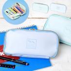 ペンケース おしゃれ 大容量 かわいい スタディスタンドペンケース 大きく開く 筆箱 韓国 ふでばこ 小学生 中学生 女の子 女子 ペンポーチ 文房具