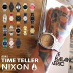 腕時計 NIXON ニクソン A045 時計 タイムテラー TIME TELLER ステンレス 生活防水 レディース メンズ 防水 かわいい おしゃれ