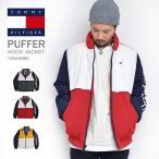 ダウンジャケット TOMMY HILFIGER トミー ヒルフィガー ブランド メンズ 159an960 ロゴ 大きいサイズ アウター アメカジ 上着