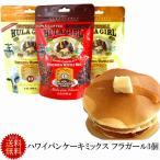送料無料 パンケーキミックス 3個  備蓄食料 わけありセール ハワイ プレーン チョコチップ フラガール  バターミルク 168g 約10枚分 メール便使用