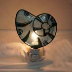フットライト ベッドサイド 照明 ランプ おしゃれ ハワイアン 足元 シェル 送料無料