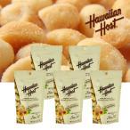 ハワイアンホスト マカデミアナッツスタンドバッグ 塩味 127g