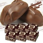 ショッピングハワイ ハワイお土産 マカデミアナッツチョコレートTIKI 12粒入り6箱セット|ハワイアンホースト