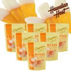 ショッピングハワイ ハワイお土産 ドライマンゴーホワイトチョコレート(12袋)6セット|ハワイアンホースト