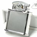 オイルライター Colibri コリブリ シルバーミガキ 鏡面 レトロ 無地 フリント ライター かっこいい メンズ ブランド おしゃれ ギフト 送料無料