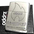 ZIPPO ライター クラシカルフレイムデザイン ニッケル エッチング彫刻 ニッケル燻し クラシック オールドデザイン かっこいい おしゃれ メンズ ギフト