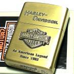ZIPPO ライター ハーレーダビッドソン ジッポ アンティークブラス エスメタル 古美ゴールド HARLEY-DAVIDSON 日本国内限定モデル かっこいい メンズ ギフト