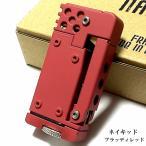 オイルライター naked ネイキッド ブラッディレッド おしゃれ 日本製 赤 かっこいい ワイルド メンズ ブランド ギフト プレゼント
