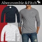 ショッピングAbercrombie 正規品 アバクロ Abercrombie&Fitch シャツ Meacham Lake Tee ロンT 長袖シャツ