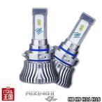 ホンダ ステップワゴン (RG1/2/3/4)ハロゲン仕様 H19.11~H21.9 RIZING2 SRH11060 6000K H8/H9/H11/H16 LED スフィアライト フォグランプ用