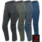 マムート MAMMUT ソフテック トレッカーズパンツ SOFtech TREKKERS Pants Men 1020-09760 耐久撥水 高ストレッチ トレッキングパンツ ハイキングパンツ