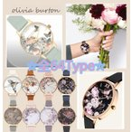 Olivia Burton  オリビアバートン FLOWERS 腕時計  30mm  腕時計 レディーズ  ☆全68Type☆  保証期間3年間 ポイント消化