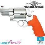 【タナカワークス(Tanaka)】S&W M500 Ver.2 ES Stainless Silver 2_3/4 inch(ガスガン/リボルバー本体)