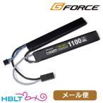 G-FORCE リポバッテリー Noir SUPPRESSION 7.4V 1100mAh 40C SOPMOD 40C メール便 対応商品