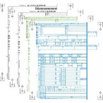 ピーシーエー PCAサプライ PCA PA133F H28 400名入 平成28年分 源泉徴収票 (H29年1月提出) 連続用紙ドットプリンタ用
