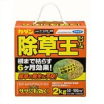 【あすつく対応】フマキラー - 除草王オールキラー粒剤 - 2KG