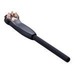 かわいい猫の手をモチーフにした伸縮可能な孫の手。