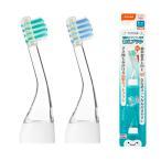 Combi(コンビ) テテオ 電動仕上げブラシ専用 替えブラシ