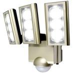 センサーライト 屋外 LED コンセント式 AC100V電源 eslst1203ac ESL-ST1203AC ELPA