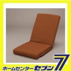 フロアチェア ZC-2 ブラウン アイリスオーヤマ [座椅子 ソファ]
