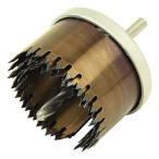 木工用深穴ホールソー 3枚刃 40MM 藤原産業 [先端工具 木工アクセサリ フリーカッター]の画像