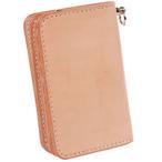 クラフト社 Leather Workshop Series ミドルウォレット  (ナチュラル) 34170-01