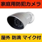家庭用 防犯カメラ 屋外 防滴タイプ AT-1300