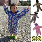 ショッピングジャンプスーツ GARACH ギャラッチ モンスター柄ジャンプスーツ 3colors (434310) AW14KB