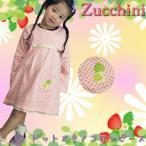 Zucchini ズッキーニ ドット×キノコワンピース 2colors (6328414-6325414) SS14KTG