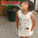 Zucchini ズッキーニおかしタンクワンピ−ス 2colors (64312-64362) SS14KTG