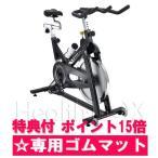 Yahoo!ルームランナー専門店 HealthBoxエアロバイク インドアサイクル S3 (Horizon Fitness )専用マット付/ポイント10倍