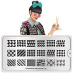 【ポイント11倍】MOYOU LONDON スタンプネイル イメージプレート Fashionista(ファッショニスタ)10