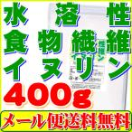 水溶性食物繊維イヌリン(500g)【メール便専用】【送料無料】