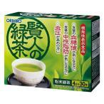 賢人の緑茶 30本 [機能性表示食品]  – オリヒロ