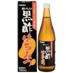 おいしい黒酢はちみつ 720ml  - オリヒロ